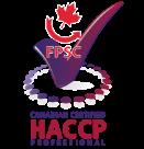 Canadian Certified HACCP Professional Designation Logo